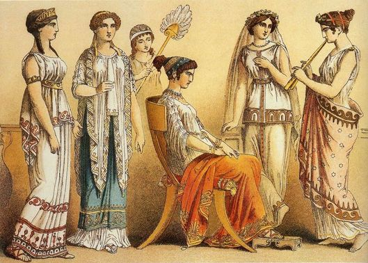 Womens role in ancient rome